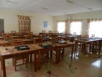 Inauguration du centre de ressources pour enseignants de Kolwesi (mars 2014) © IFADEM