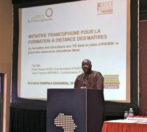 Conférence eLearning Africa 2014 (mai 2014, Ouganda) © IFADEM