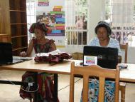 1er regroupement IFADEM à Likasi, formation informatique et web 2.0 (décembre 2012) © IFADEM