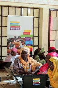 Formation des instituteurs à Maradi et Niamey (septembre 2014) © IFADEM