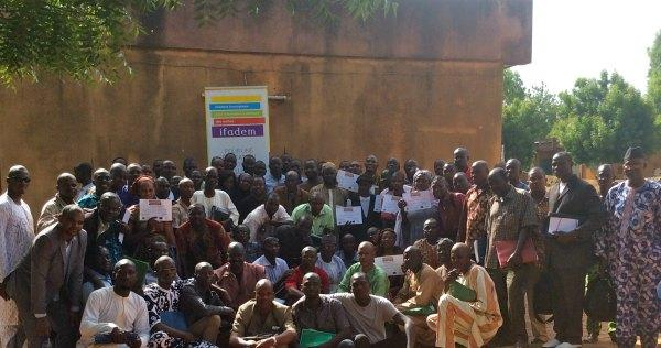 Formation des professeurs des IFM au dispositif IFADEM (Mali) ©IFADEM
